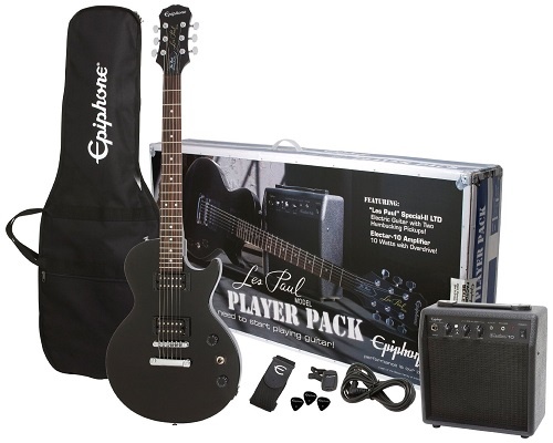 Epiphone Les Paul Special II Electric Guitar Player Pack