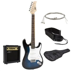 Best Choice Full Size Beginner Electric Guitar Starter Kit